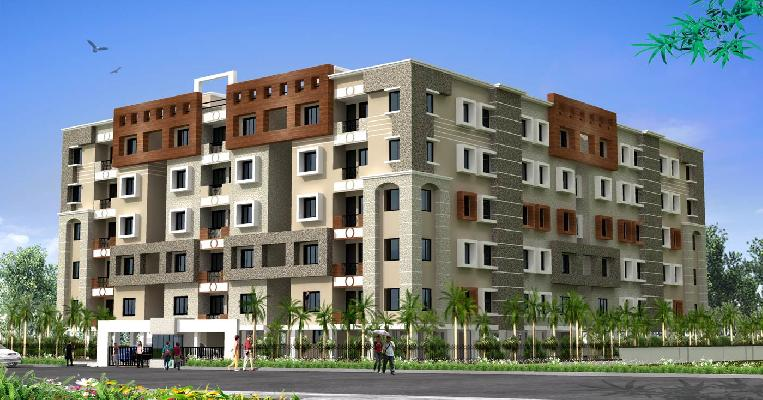 Moon Stone Valley, Bhubaneswar - 2 BHK & 3 BHK Apartments