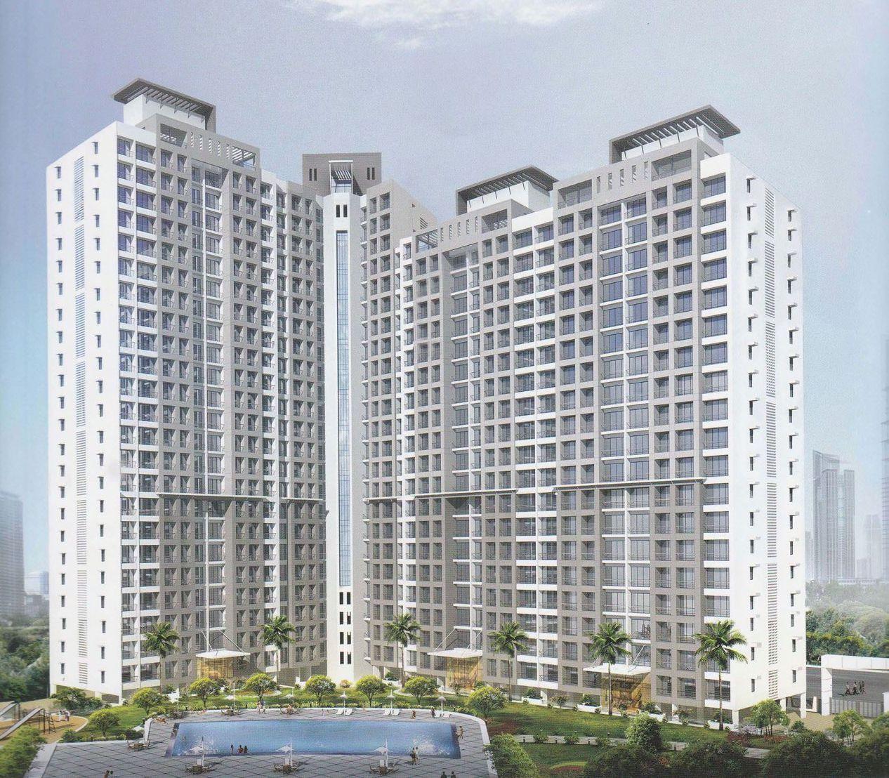 Kakad Paradise, Mumbai - 1 & 2 BHK Apartments for sale