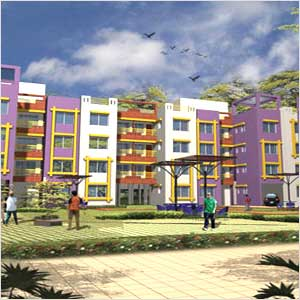 Sugam Sabuj, Kolkata - Stately Homes