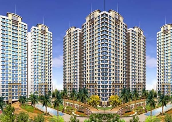 K Raheja Heights, Mumbai - 2 BHK Apartments