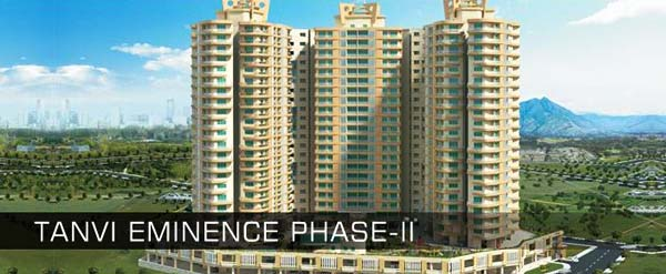 Tanvi Eminence, Mumbai - 1, 2 & 3 Bedroom Apartments