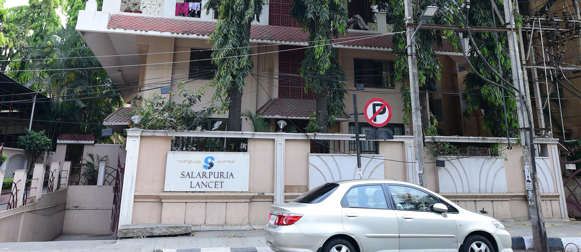 Salarpuria Sattva Lancet, Bangalore - Salarpuria Sattva Lancet