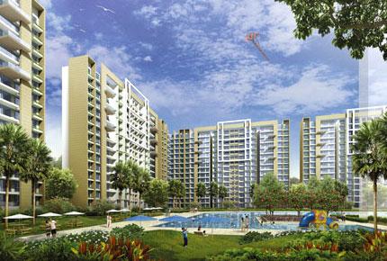 Vasant Oasis, Mumbai - 1/2/3/4 BHK Apartments