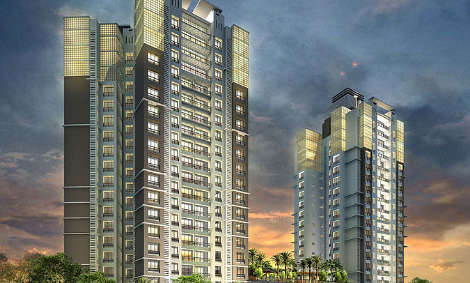 Lokhandwala Fountain Heights, Mumbai - Lokhandwala Fountain Heights