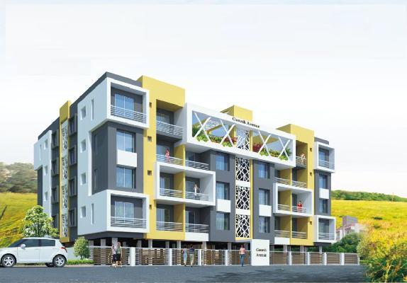 Nerkar Ganesh Avenue, Nashik - Nerkar Ganesh Avenue