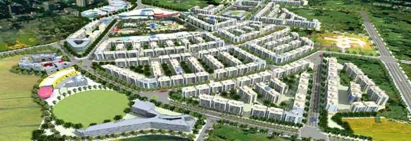 Rustomjee Global City, Mumbai - 1/2/3/4 BHK Apartments