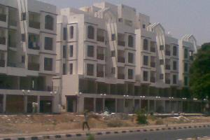 V Square Umiya Residency