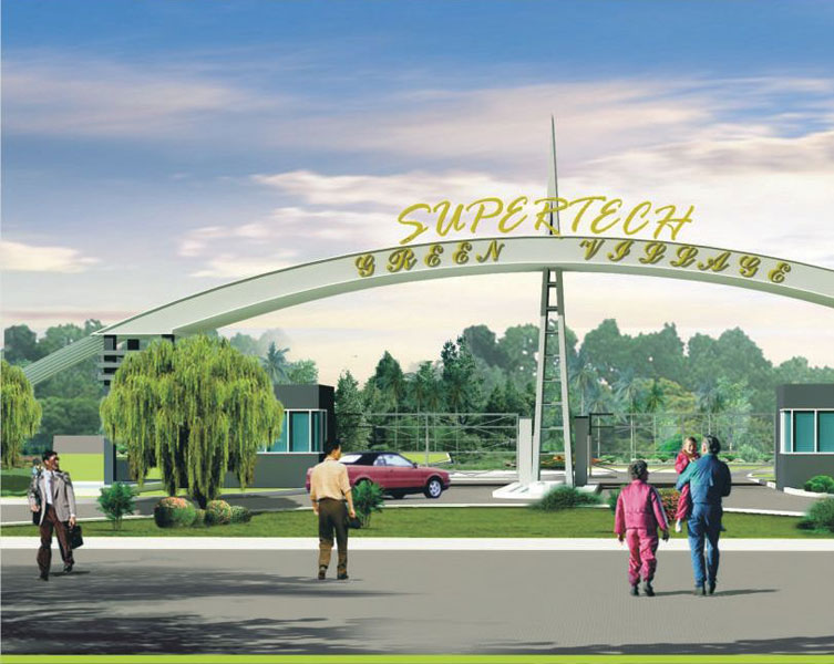 Green Village, Meerut - 1, 2, 3 & 4 BHK Flats & Independent Villas