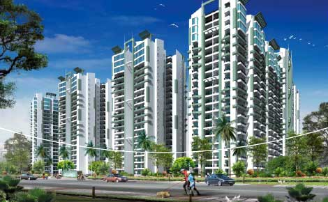 Meerut Sports City, Meerut - 2/3/4 Bedroom Aparments