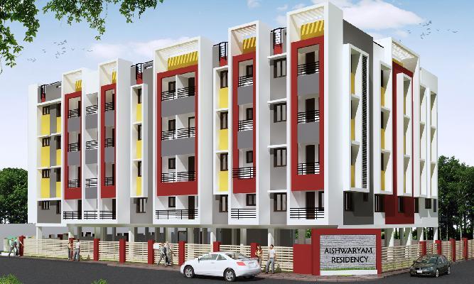 Jeyam Aishwaryam Residency, Tiruchirappalli - Jeyam Aishwaryam Residency