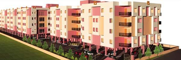 Swagat Residency, Siliguri - Fully Air Conditioned Apartments
