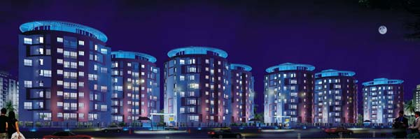 La Regalia, Nashik - 2BHK, 3BHK Apartments & Panthouse