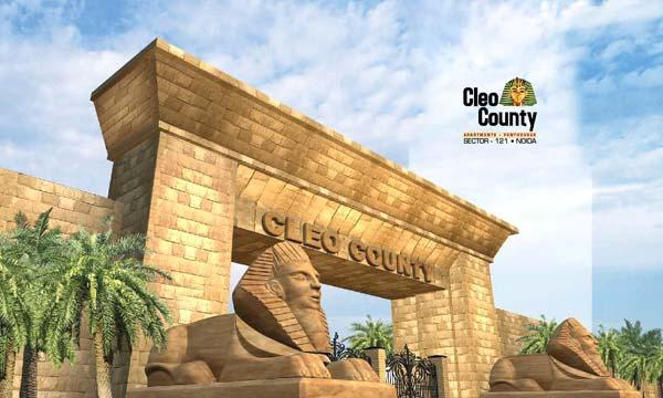Cleo County, Noida - Apartments and Pent Houses
