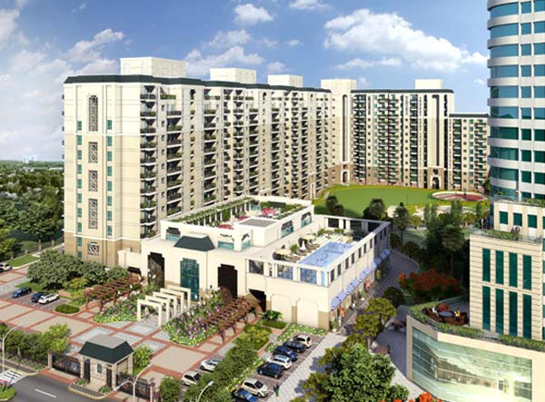 DLF Park Place Jalandhar, Jalandhar - Residential Towers with Apartments