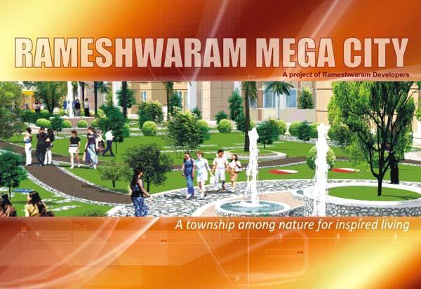 Rameshawarm Mega City, Ranchi - Residential Township