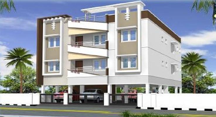 Anandaguru Sahasra Enclave, Chennai - Anandaguru Sahasra Enclave