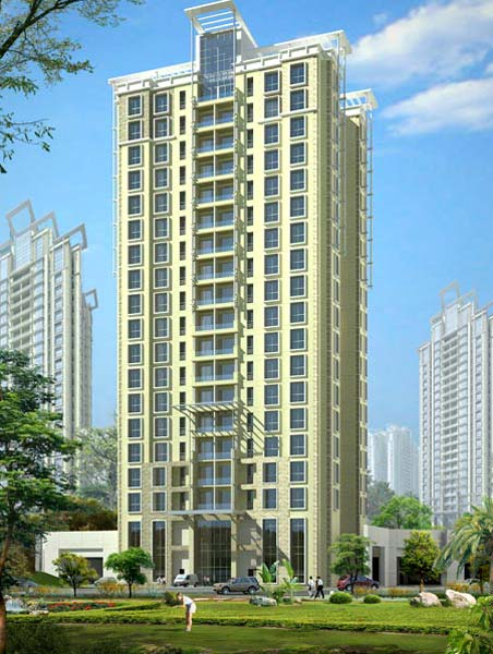 Vasant Lawns, Thane - Residential Apartments