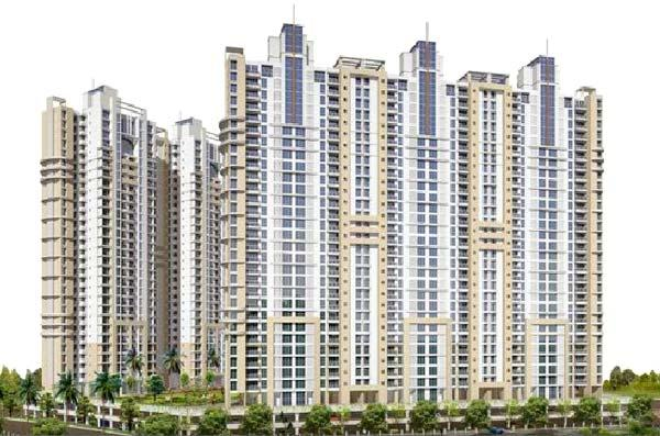 Cosmos Horizon, Thane - 2 & 3 BHK Bedroom