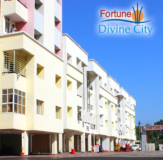 Fortune Divine City, Bhopal - Fortune Divine City