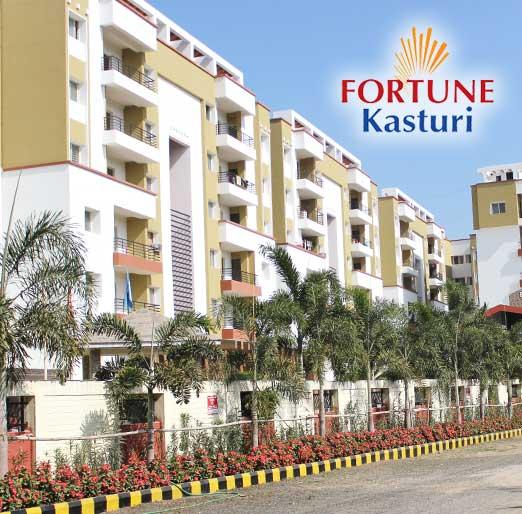 Fortune Kasturi, Bhopal - Fortune Kasturi