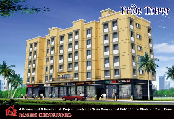 Prime Towers, Pune - Residential & Commercial Property