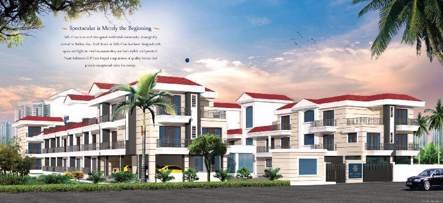 BELLA CASA, Goa - 1BHK & 2BHK Apartment