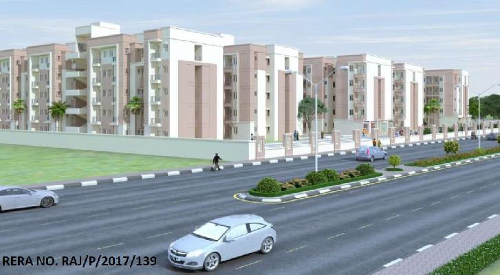 Auric City Homes, Jaipur - Auric City Homes