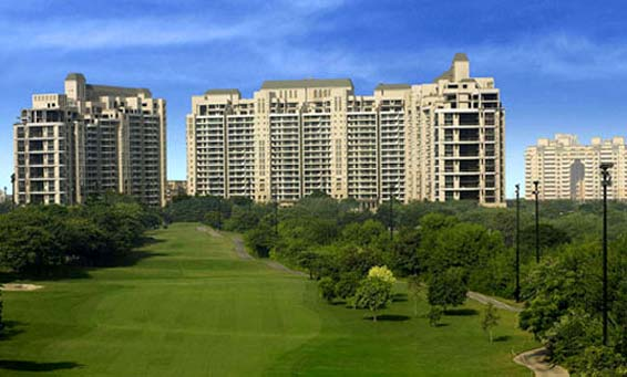 The Magnolias, Gurgaon - 5 Room Apartments With Penthouse