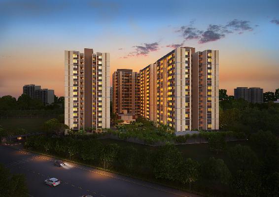 Sheetal Westpark Residency, Ahmedabad - 3 & 4 Bedroom Apartments