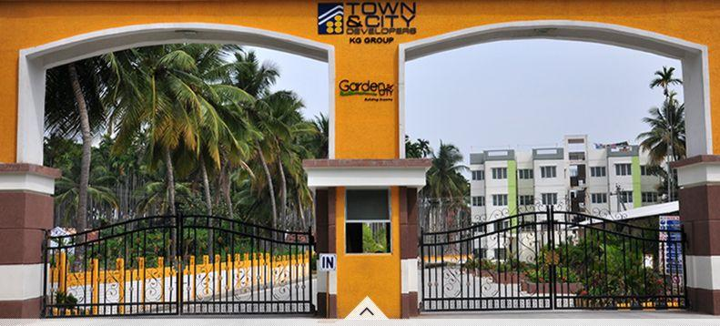 Town Smart City, Coimbatore - Town Smart City