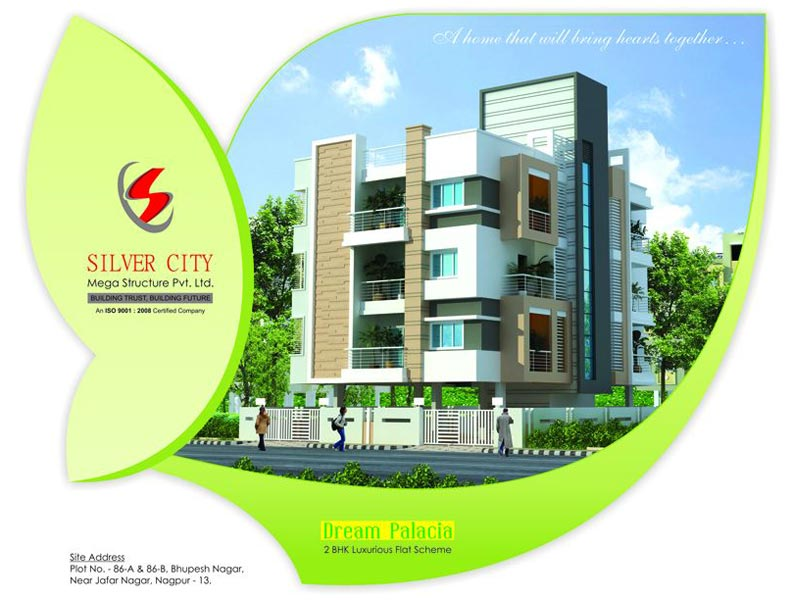 Dream Palacia, Nagpur - 2 BHK Luxurious Flats