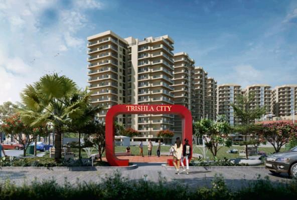 Trishla City, Zirakpur - 4 BHK & Duplex House