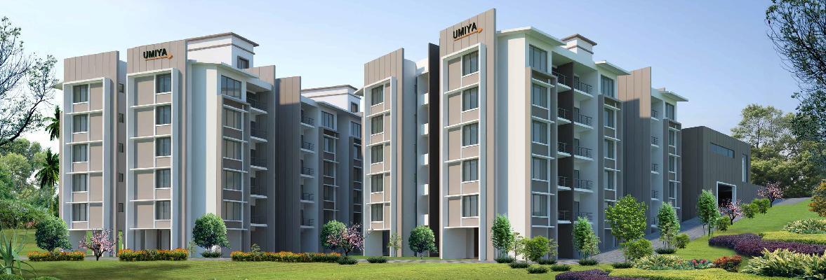 Umiya Quatro Plot B, Goa - 2 Bedroom Apartments