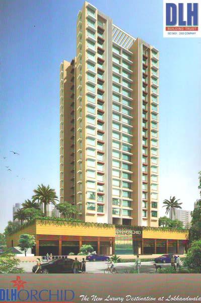 DLH Orchid, Mumbai - 2 BHK & 3 BHK Apartments