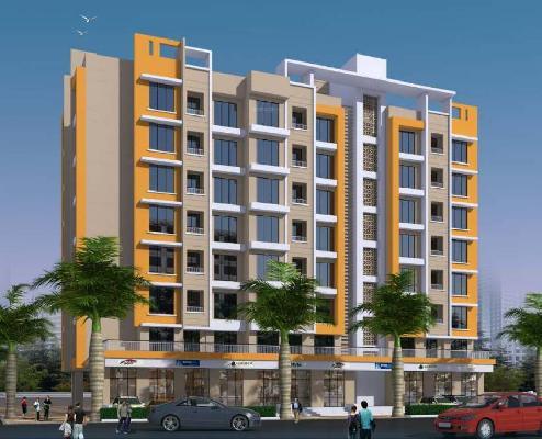 Krishnaraj Vrindavan, Palghar - 1, 2 BHK Apartments