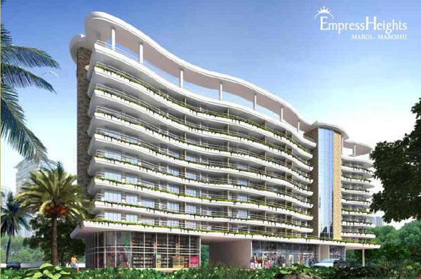 KSL Empress Heights, Mumbai - 1 BHK / 2 BHK / 3 BHK Appartment