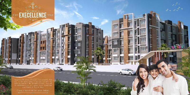 Mayfair Utsav, Siliguri - 2 BHK & 3 BHK Apartments