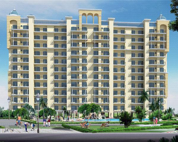 The Taj Towers, Mohali - Luxury Residences