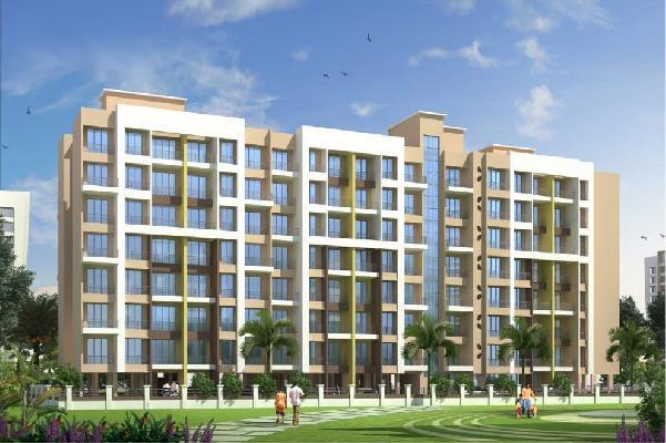 Shree Anandi Heritage, Thane - 1BHK & 2BHK Apartments