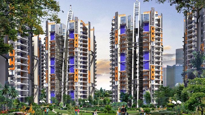 The Antriksh Heights, Gurgaon - The Antriksh Heights