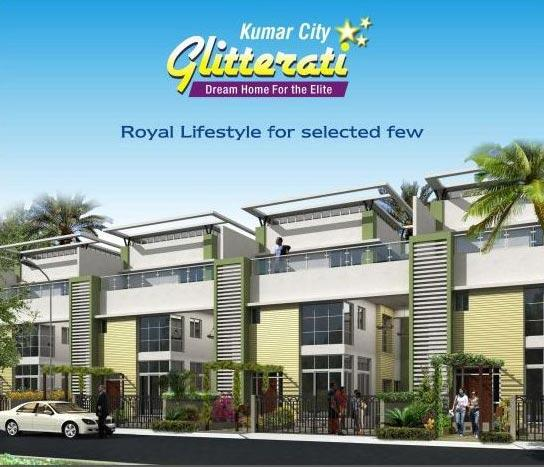 Kumar City Row Houses, Pune - 4 BHK Villas