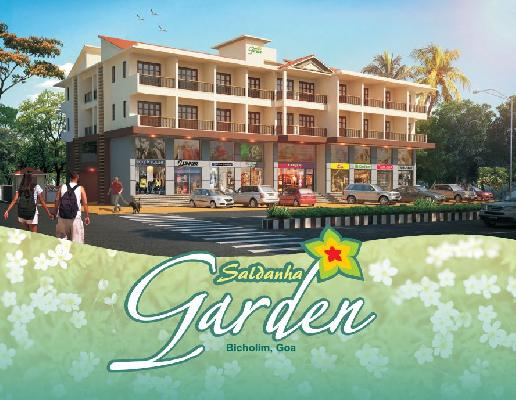 Saldanha Garden, Goa - 1BHK & 2BHK Apartments
