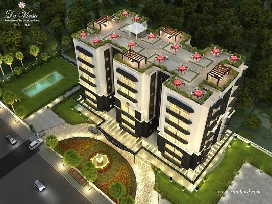 Le Virsa, Amritsar - Premium Serviced Suites & Villas