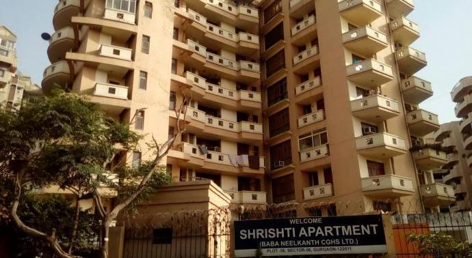 The Antriksh Shrishti Apartment, Gurgaon - The Antriksh Shrishti Apartment