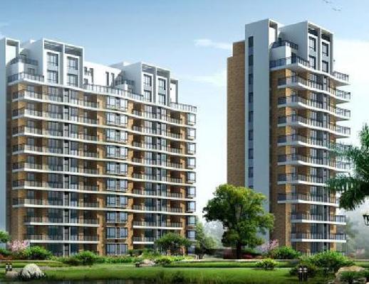 The Antriksh Godrej Apartments, Delhi - The Antriksh Godrej Apartments