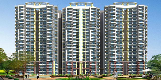 The Antriksh Overseas Apartments, Noida - The Antriksh Overseas Apartments