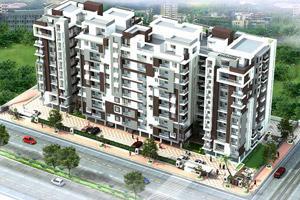 Amrapali Hi-Tech City Apartment, Jaipur - Amrapali Hi-Tech City Apartment