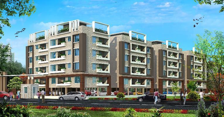 Evos City Homes, Bhubaneswar - Evos City Homes