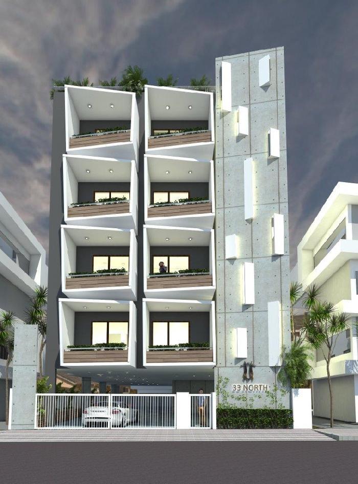 Afundi 33 North, Bangalore - 3 BHK Luxury Home