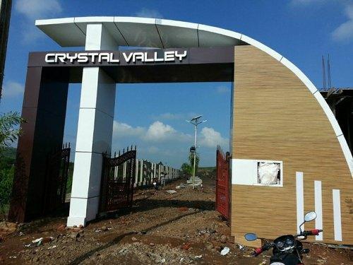 Crystal Valley, Jabalpur - Residential Plots